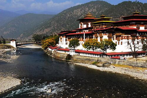 Budismo, religión de Bután