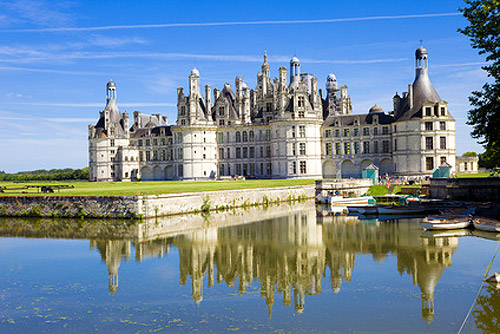 castillos del Valle de Loira