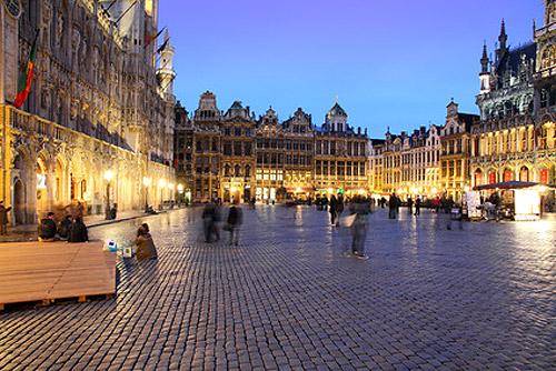 Ciudad de Bruselas