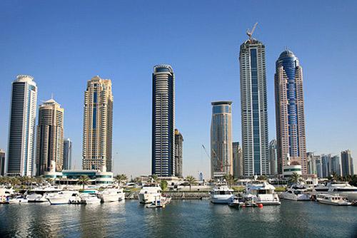 Dubái, el glamour en el desierto