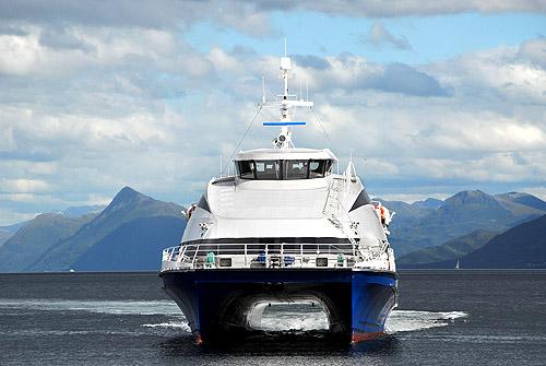Ferry de Irlanda a Francia