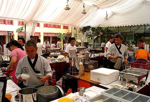 Festival Gastronómico de Singapur