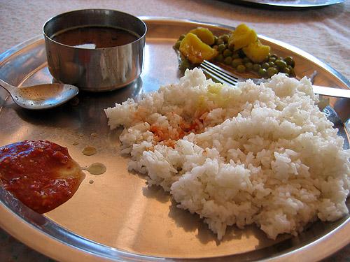 Gastronomía Nepalí