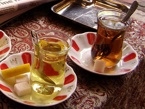 Hora del té en Inglaterra