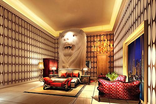 Hotel Merlion