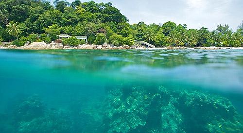 Islas Perhentian en Malasia
