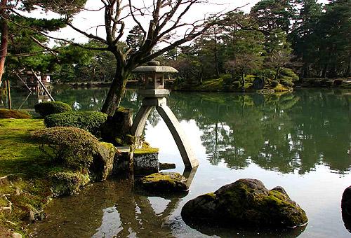 El jard n kenrokuen blog de viajes for Jardin kenrokuen
