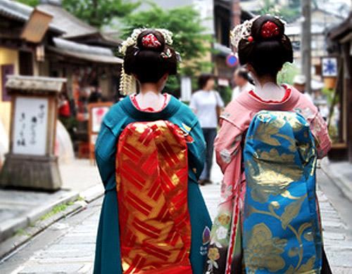 kimono Japonés