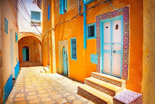 Marruecos y las ciudades imperiales