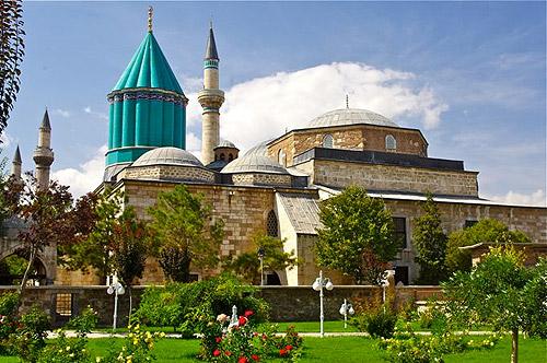Mausoleo de Mevlana