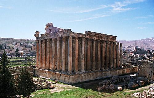 El Misterio de Baalbek en el Líbano