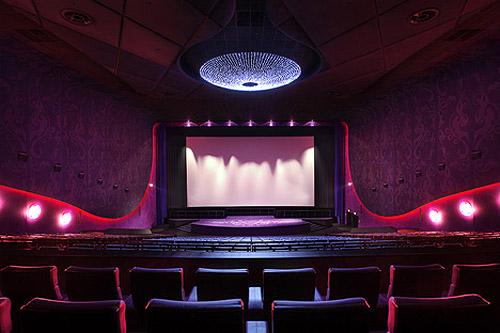 Multikino, el cine más lujoso del mundo