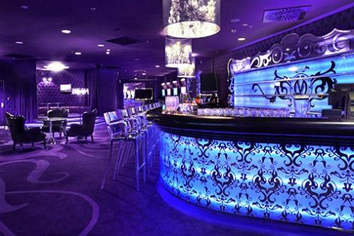 Multikino Velvet bar