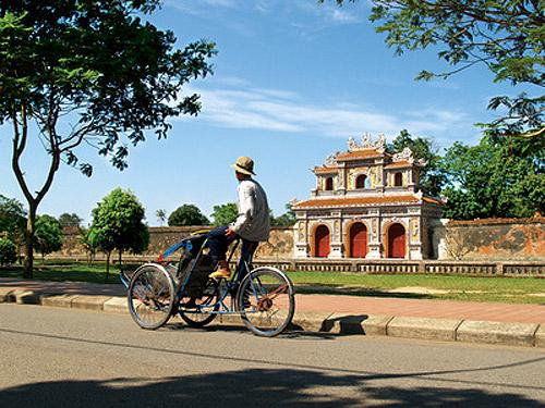 Palacio de Hue, Vietnam