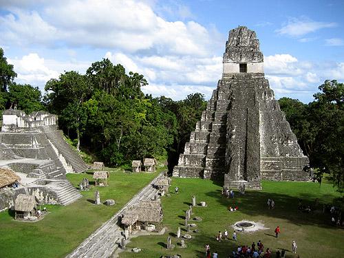 Parque Arqueológico Tikal