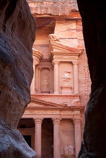 Petra, ciudad de piedra