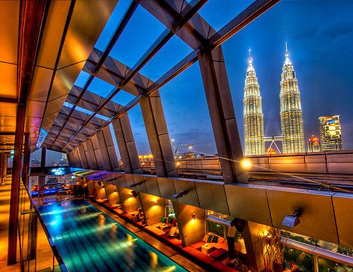 Sky Bar en Kuala Lumpur