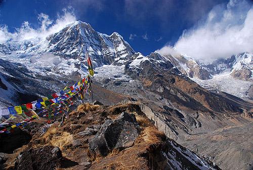 Trekking por el Annapurna