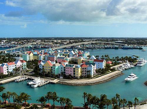 Turismo en Bahamas
