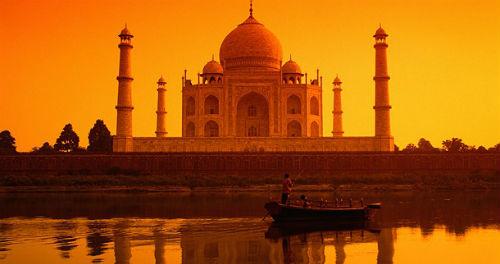 Viajar a India con niños