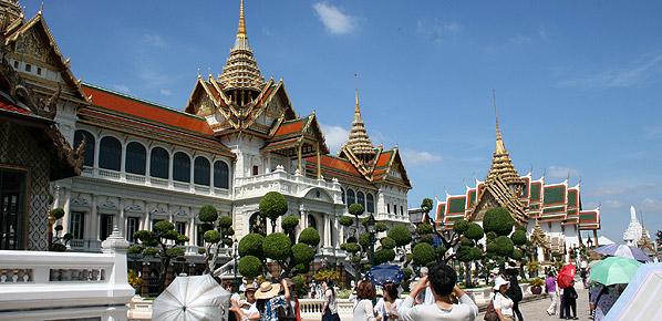 Encantos de Bangkok