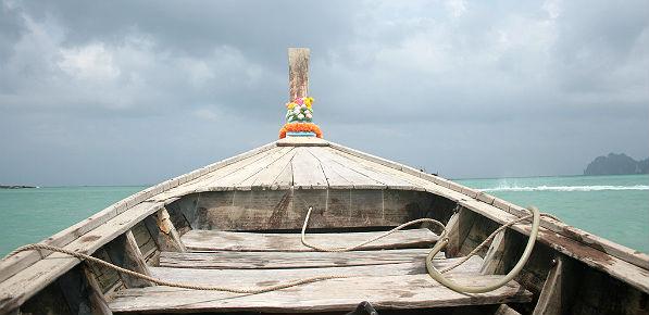 Perlas de Andamán: Koh Phi Phi, Railay y Koh Lanta