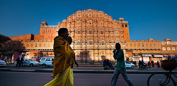 Rajasthan y Varanasi